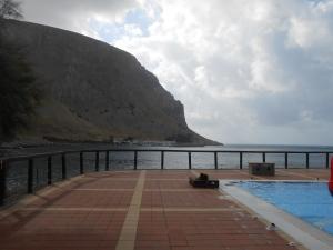 lato piscina