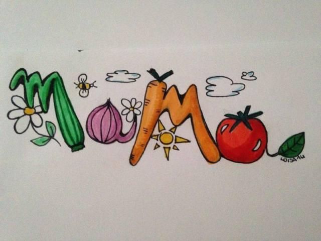 logo Mama: verdura sotto casa