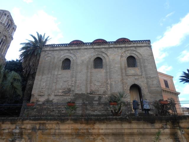 San Cataldo- Visione laterale