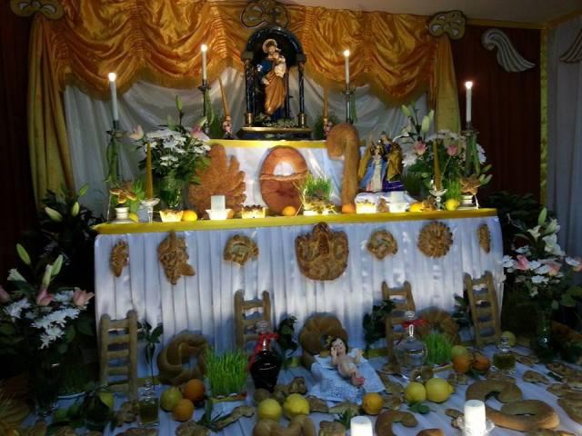 Altare di San Giuseppe